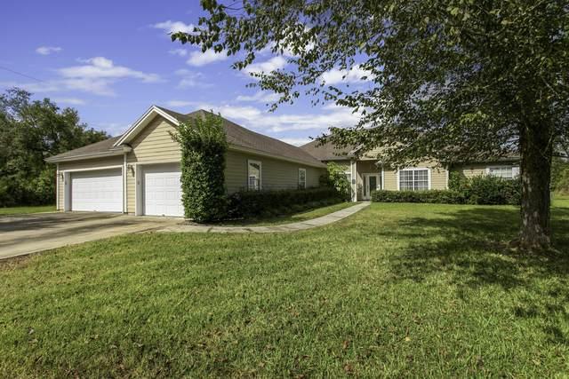 6950 Woodward Rd, St Augustine, FL 32092 (MLS #218050) :: CrossView Realty