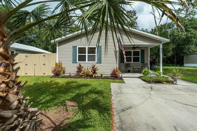 856 W 6th Street, St Augustine, FL 32084 (MLS #218081) :: Noah Bailey Group