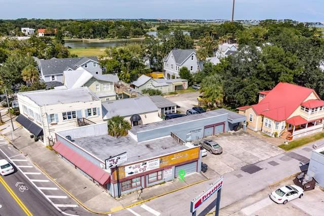 61 San Marco, St Augustine, FL 32084 (MLS #218082) :: Better Homes & Gardens Real Estate Thomas Group