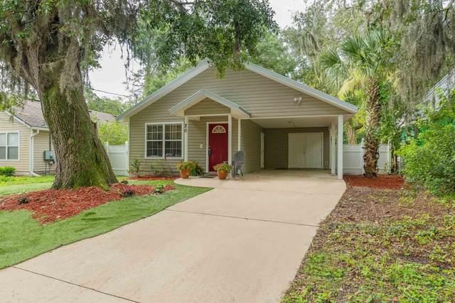 20 Pearl St, St Augustine, FL 32084 (MLS #218111) :: Olde Florida Realty Group