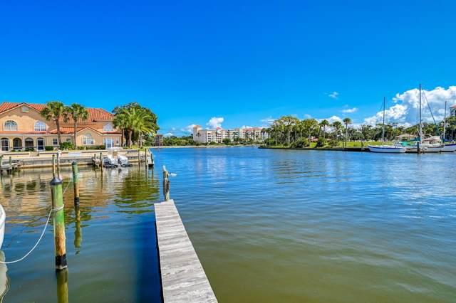 26 Marina Point Place, Palm Coast, FL 32137 (MLS #218117) :: Noah Bailey Group