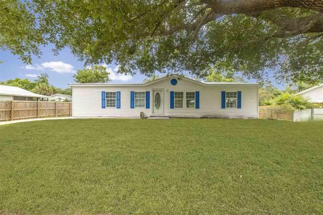205 Vassar Rd, St Augustine, FL 32086 (MLS #218150) :: Endless Summer Realty