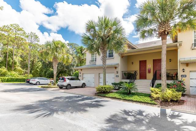 628 Shores Blvd 6-5, St Augustine, FL 32086 (MLS #218174) :: The Impact Group with Momentum Realty