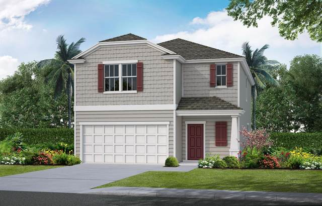 187 Logrono Ct, St Augustine, FL 32084 (MLS #218186) :: The Impact Group with Momentum Realty