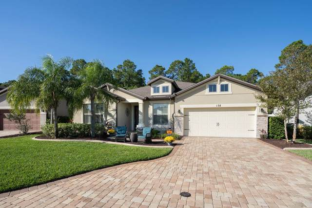 138 Alegria Cir, St Augustine, FL 32095 (MLS #218249) :: Bridge City Real Estate Co.