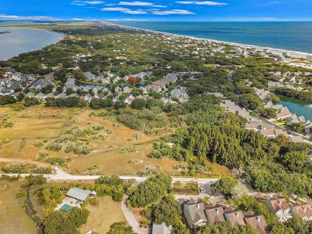 0 Carcaba Road, St Augustine, FL 32084 (MLS #218285) :: The Collective at Momentum Realty