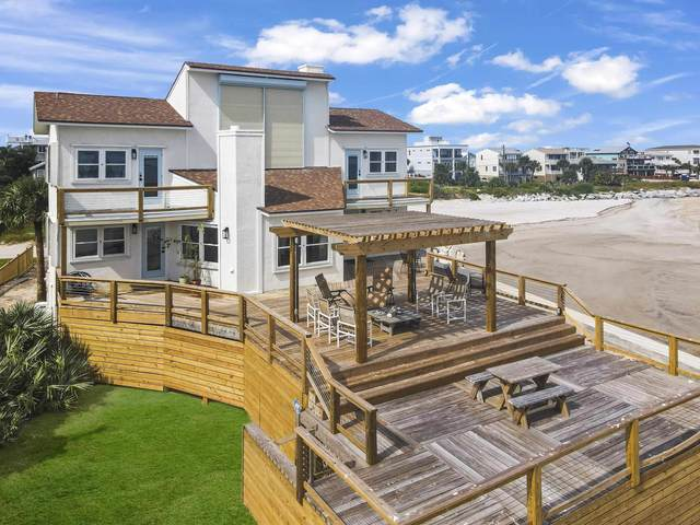 511 Porpoise Point Drive, St Augustine, FL 32084 (MLS #218344) :: The DJ & Lindsey Team