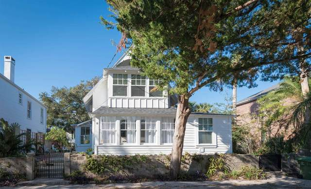 8 Lighthouse Ave, St Augustine, FL 32080 (MLS #218356) :: Endless Summer Realty