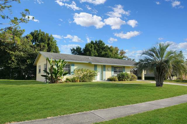 216 Estancia St, St Augustine, FL 32086 (MLS #218384) :: The Collective at Momentum Realty