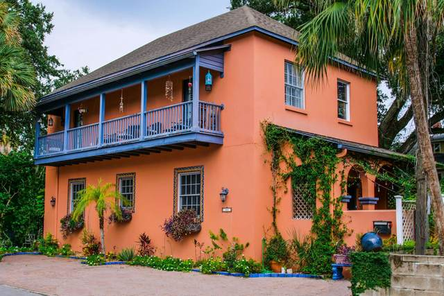 345 Charlotte Street, St Augustine, FL 32084 (MLS #218428) :: The Collective at Momentum Realty