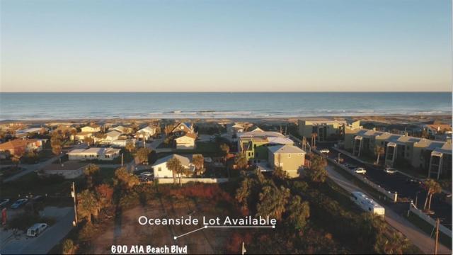 600 A1a Beach Blvd, St Augustine Beach, FL 32080 (MLS #173793) :: 97Park
