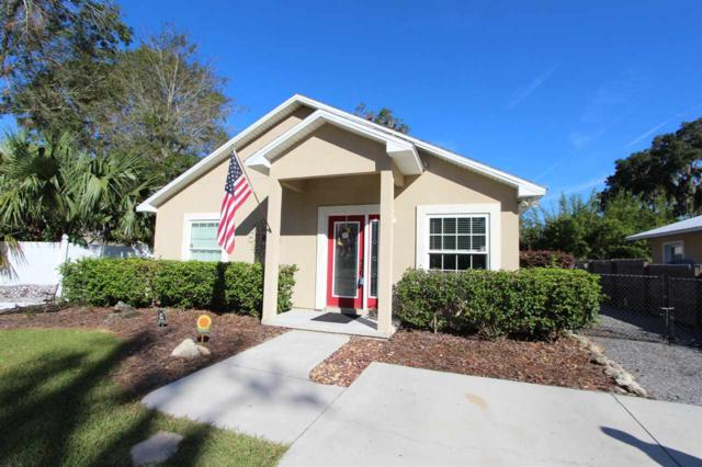 201 Park Ave., Hastings, FL 32145 (MLS #174585) :: St. Augustine Realty