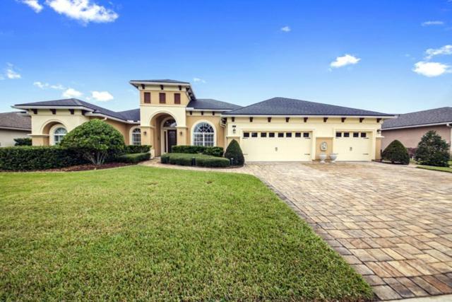 544 Christina Drive, St Augustine, FL 32086 (MLS #175183) :: St. Augustine Realty