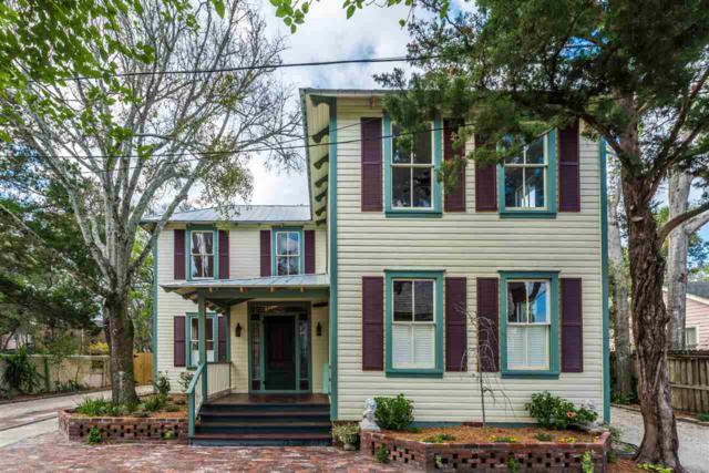 66 Marine Street, St Augustine, FL 32084 (MLS #175345) :: St. Augustine Realty