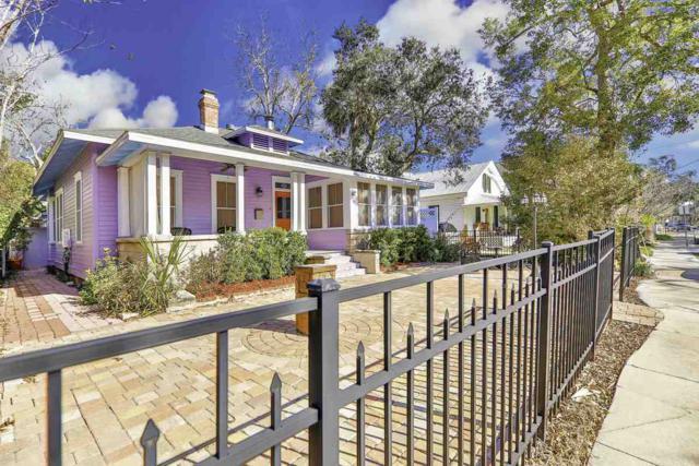 62 Saragossa Street, St Augustine, FL 32084 (MLS #176172) :: Pepine Realty