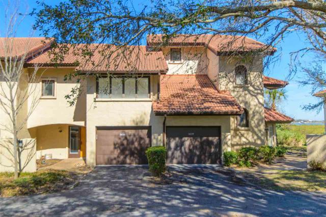 3430 Harbor Drive, St Augustine, FL 32084 (MLS #176419) :: Pepine Realty
