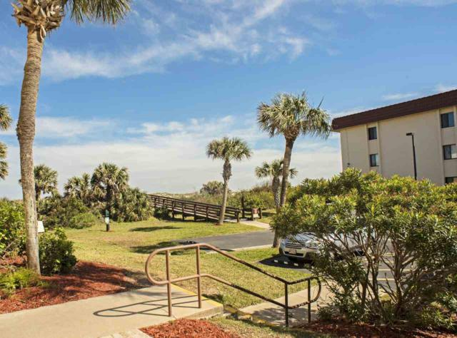 880 A1a Beach Boulevard #5120 #5120, St Augustine Beach, FL 32080 (MLS #177326) :: Pepine Realty