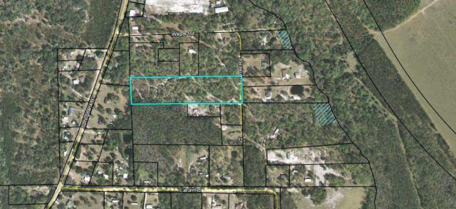 1855 Harrell Rd, Green Cove Springs, FL 32043 (MLS #177958) :: Florida Homes Realty & Mortgage