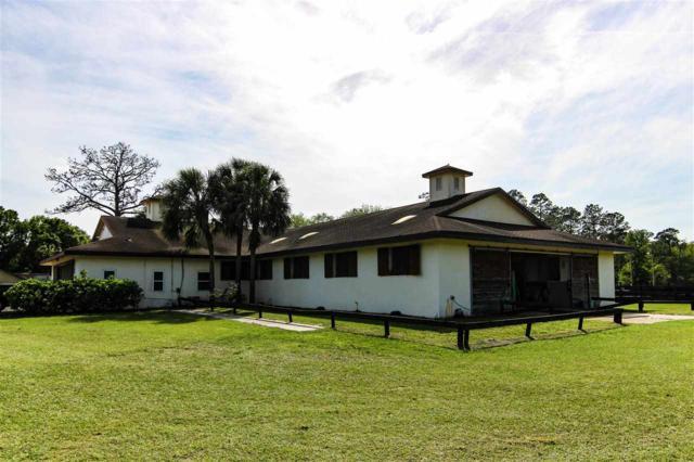 3925 S Francis Rd, St Augustine, FL 32092 (MLS #177988) :: St. Augustine Realty