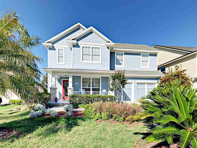 387 High Tide Drive, St Augustine Beach, FL 32080 (MLS #178078) :: Pepine Realty