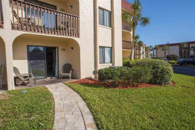 880 A1a Beach Boulevard #2106 #2106, St Augustine Beach, FL 32080 (MLS #178299) :: Pepine Realty
