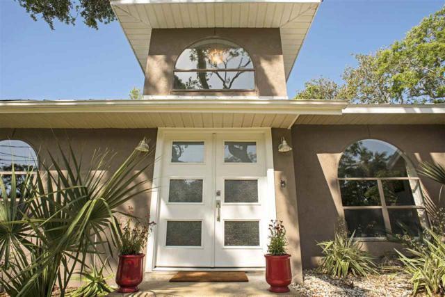 6 Mickler Blvd, St Augustine Beach, FL 32080 (MLS #178330) :: Pepine Realty