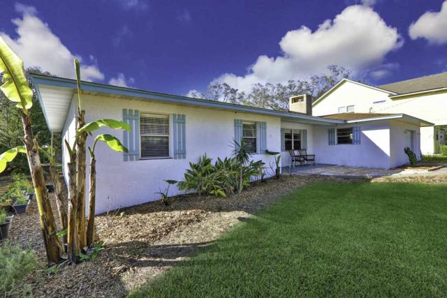 611 Poinsettia, St Augustine Beach, FL 32080 (MLS #178398) :: Pepine Realty