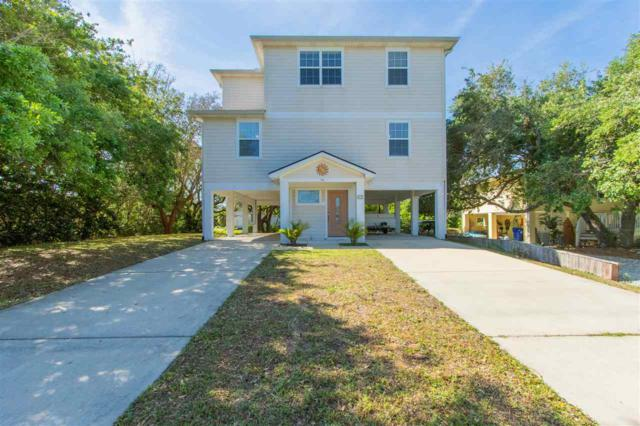 50 Kon Tiki Circle, St Augustine, FL 32080 (MLS #178481) :: Tyree Tobler | RE/MAX Leading Edge
