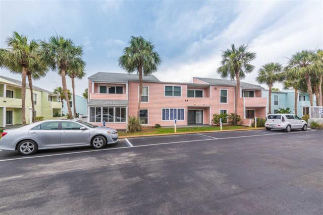 6300 A1a S #A-5 1U A-5 1U, St Augustine, FL 32080 (MLS #178948) :: Memory Hopkins Real Estate
