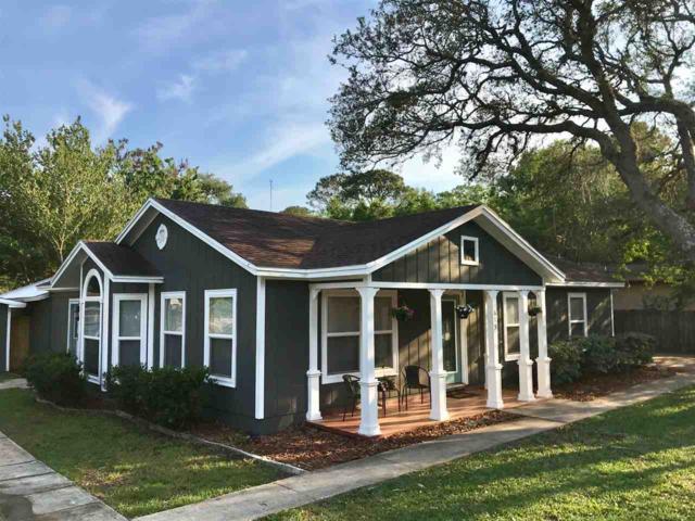 615 Theodore Street, St Augustine, FL 32084 (MLS #178990) :: St. Augustine Realty