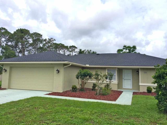 733 Saco Court, St Augustine, FL 32086 (MLS #179178) :: St. Augustine Realty