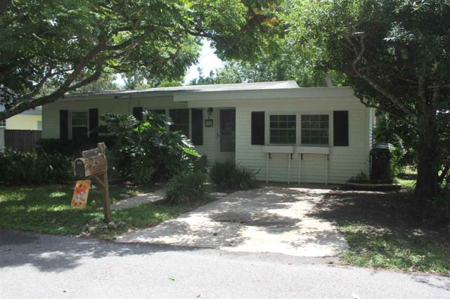 30 Poinciana Ave, St Augustine, FL 32084 (MLS #179715) :: St. Augustine Realty