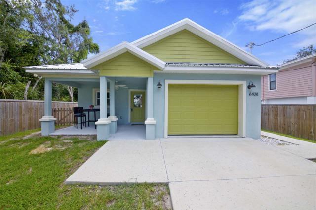 6428 Brevard St., St Augustine, FL 32080 (MLS #180218) :: Memory Hopkins Real Estate
