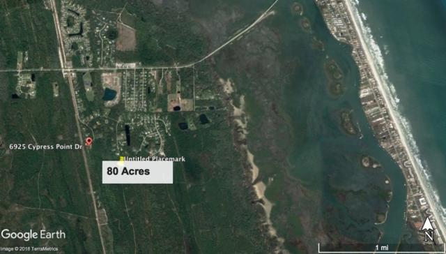 6925 Cypress Point  Dr, St Augustine, FL 32086 (MLS #180490) :: 97Park