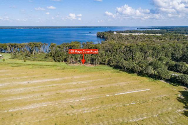 165 Mays Cove, East Palatka, FL 32131 (MLS #181128) :: Florida Homes Realty & Mortgage