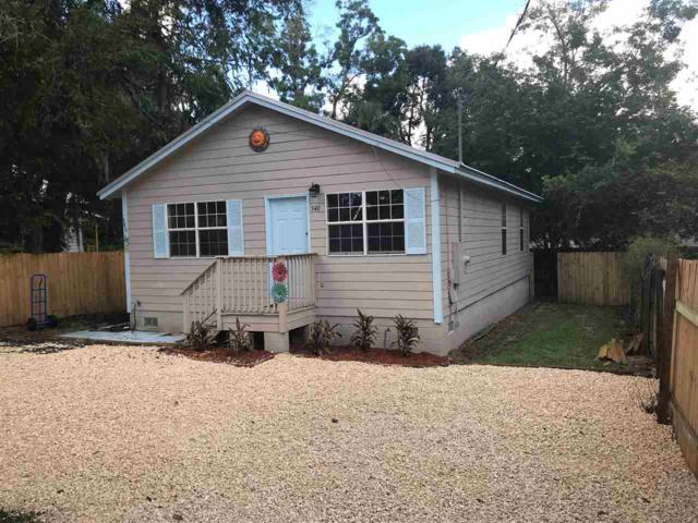 540 Christopher St, St Augustine, FL 32084 (MLS #181197) :: St. Augustine Realty