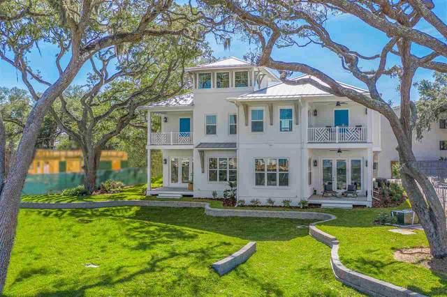 115 Cherokee Street, St Augustine, FL 32084 (MLS #181893) :: Keller Williams Realty Atlantic Partners St. Augustine