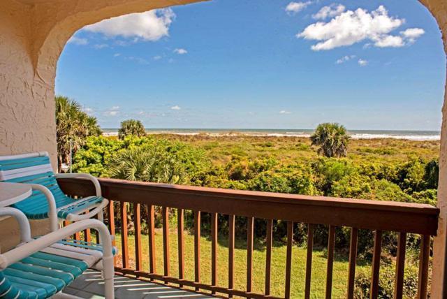 880 A1a Beach Boulevard #8215 #8215, St Augustine Beach, FL 32080 (MLS #182366) :: 97Park