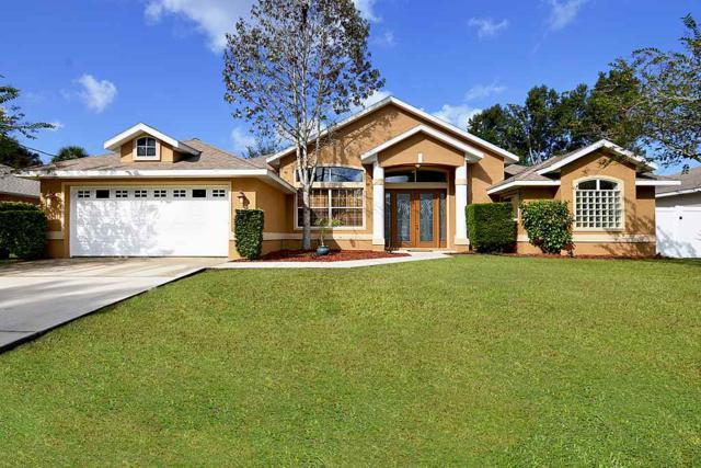 37 Woodborn Lane, Palm Coast, FL 32164 (MLS #182378) :: 97Park