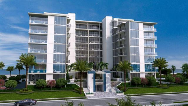 1401 S 1st Street #704, Jacksonville Beach, FL 32250 (MLS #182393) :: Florida Homes Realty & Mortgage