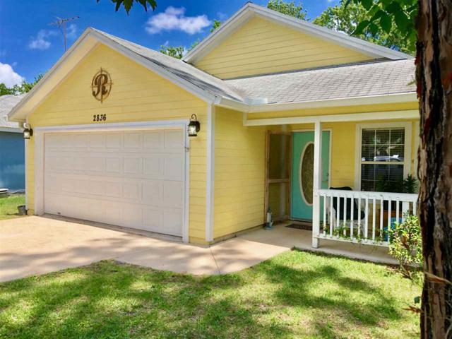 2836 N 9th Street, St Augustine, FL 32084 (MLS #182497) :: Tyree Tobler | RE/MAX Leading Edge