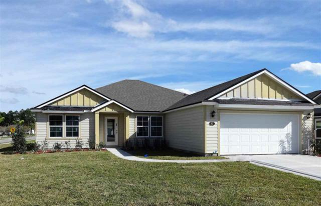 83 Coastal Hammock Way, St Augustine, FL 32086 (MLS #182576) :: Florida Homes Realty & Mortgage