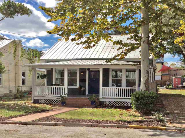 56 Abbott St, St Augustine, FL 32084 (MLS #182588) :: Tyree Tobler | RE/MAX Leading Edge