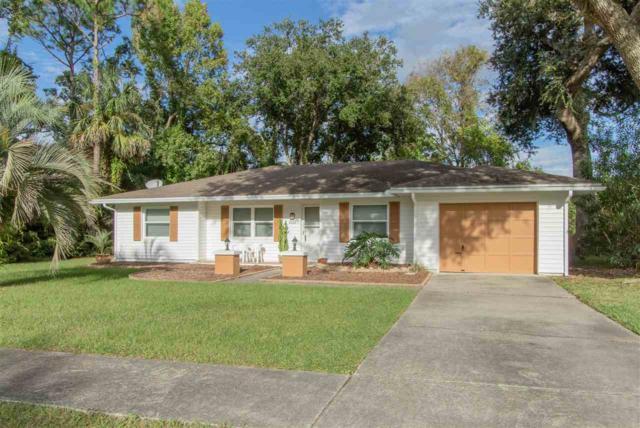 1052 Espinado, St Augustine, FL 32086 (MLS #182805) :: Florida Homes Realty & Mortgage