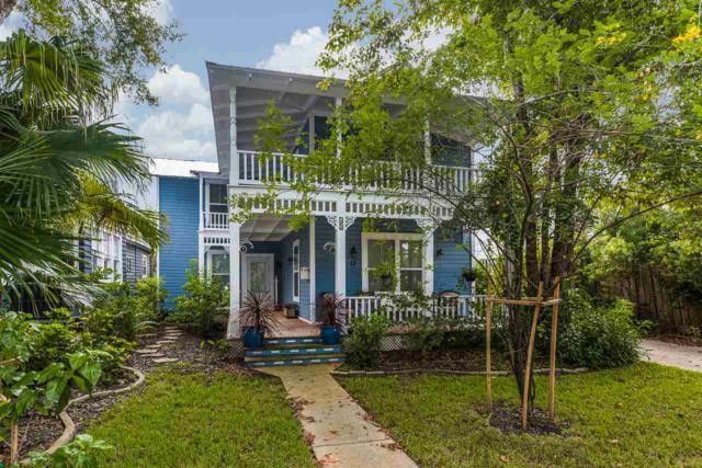 13 Ballard Avenue, St Augustine, FL 32084 (MLS #182814) :: Home Sweet Home Realty of Northeast Florida