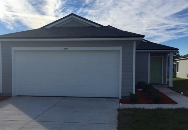 439 Ashby Landing Way, St Augustine, FL 32086 (MLS #183061) :: Florida Homes Realty & Mortgage