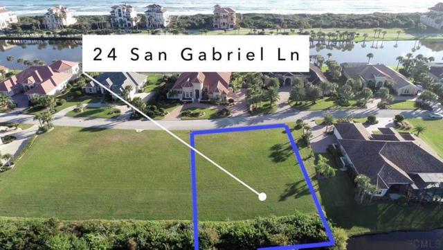 24 San Gabriel Ln, Palm Coast, FL 32137 (MLS #183096) :: Noah Bailey Real Estate Group