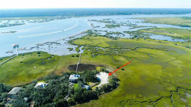 460 Trade Wind Lane, St Augustine, FL 32080 (MLS #183222) :: Memory Hopkins Real Estate