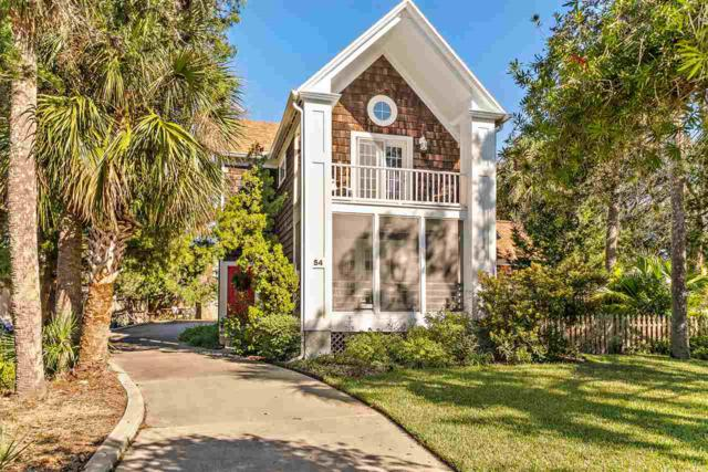 54 Dolphin Drive, St Augustine, FL 32080 (MLS #183255) :: Memory Hopkins Real Estate