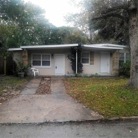 260 Spring St, St Augustine, FL 32084 (MLS #183283) :: Florida Homes Realty & Mortgage